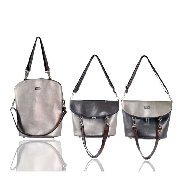Kabelka Smart Elegancy no. 38 Metalic