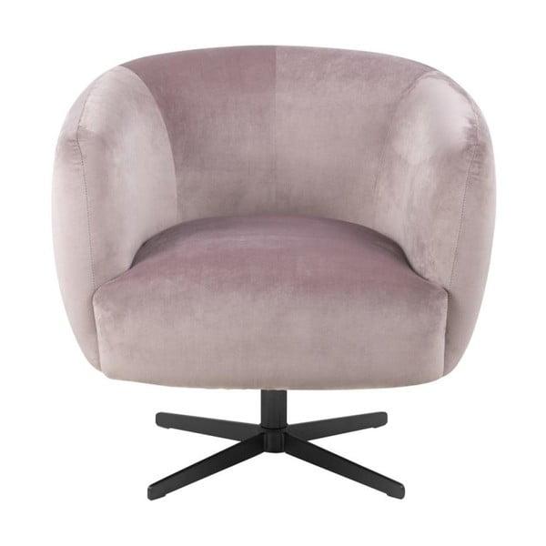Auburn púderrózsaszín fotel - Actona