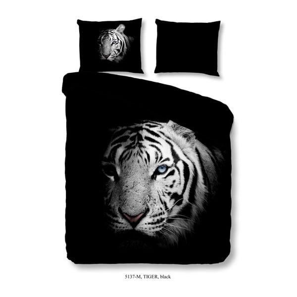 Bavlněné povlečení Good Morning Pure Tiger, 240 x 200 cm