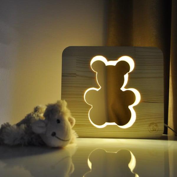 Dětská lampička Creative Gifts Méďa