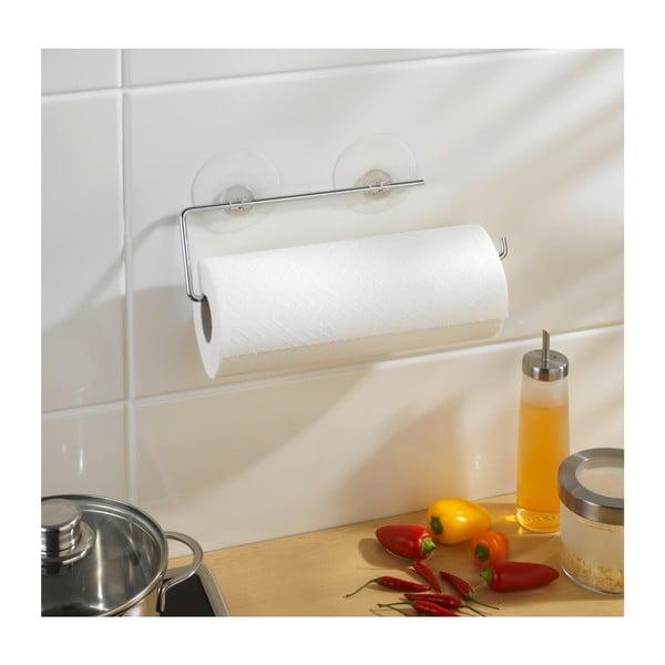 Suport pentru prosoape de bucătărie Wenko Static-Loc