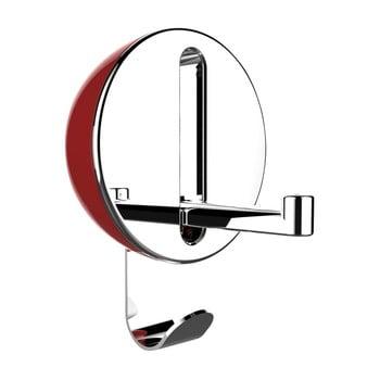 Cârlig pliabil, dublu Wenko Premium DELTA, roșu de la Wenko