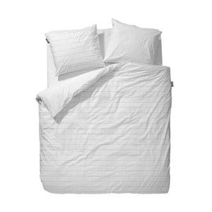 Bílé povlečení Essenza Verdi, 240x220cm