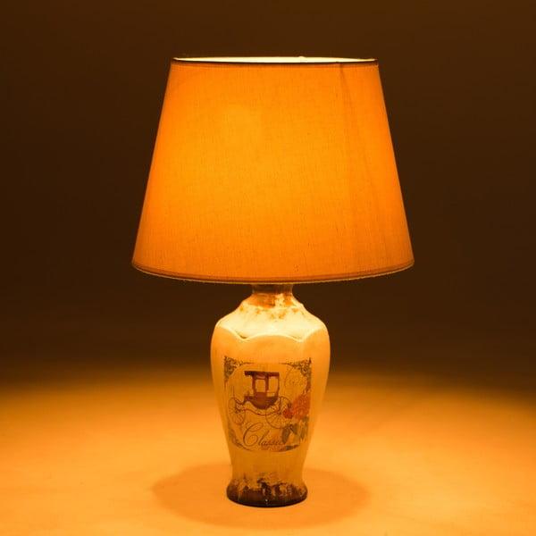 Keramická stolní lampa InArt Cassile