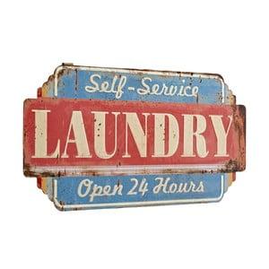 Cedule Laundry, 54x28 cm