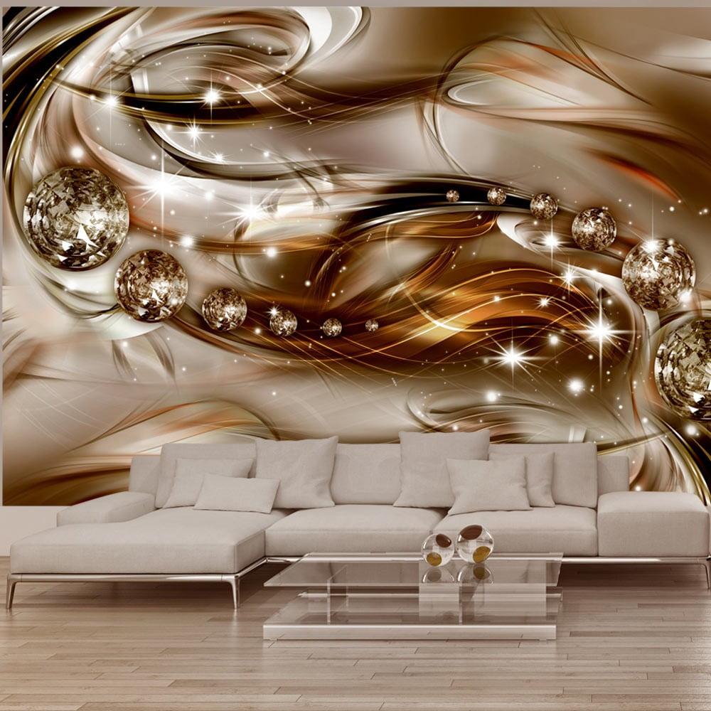 Velkoformátová tapeta Bimago Chocolate, 350 x 245 cm