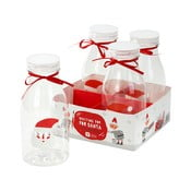 Sada 4 plastových lahví Talking Tables