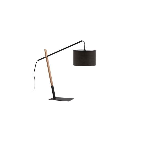 Černá stolní lampa La Forma Izar