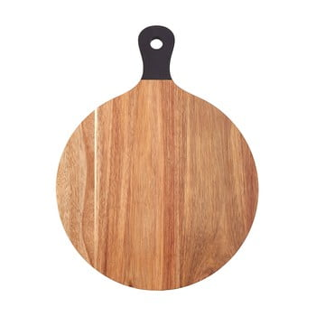Tocător din lemn de salcâm Premier Housewares, 42 x 32 cm