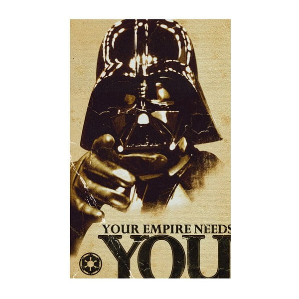 Fotoobraz Star Wars - Empire Needs You