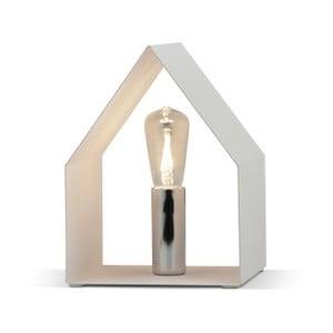 Bílá stolní lampa Herstal Veneto House White