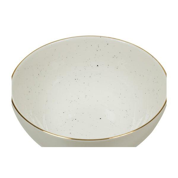 Bol din porțelan Santiago Pons Bol, ⌀ 12 cm, alb