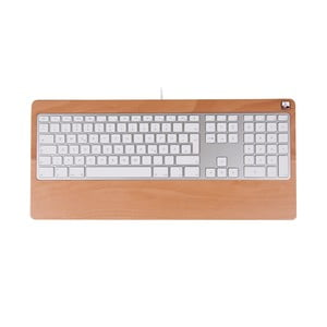 Dřevěný obal na klávesnici, buk