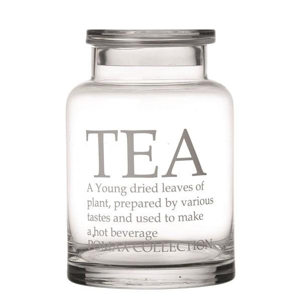 Skleněná dóza Brooklyn Tea