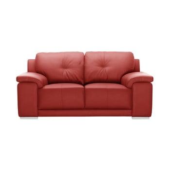 Canapea cu 2 locuri Corinne Cobson Home Babyface, roșu de la Corinne Cobson Home