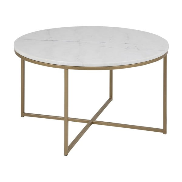 Konferenční stolek Actona Alisma Guangxi, ⌀ 80 cm