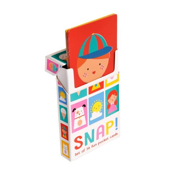Carduri pentru copii Rex London Children´s Snap