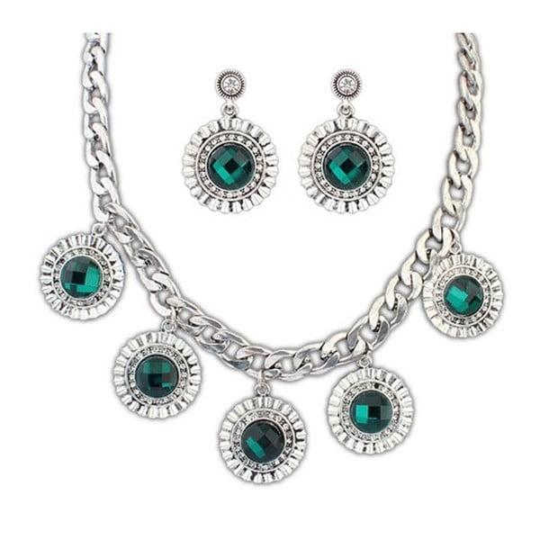 Set náhrdelník a náušnice Margaret