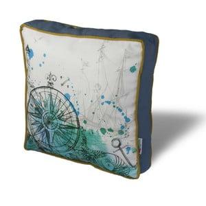 Pernă pentru scaun Gravel Arto, 42x42cm,cuumplutură