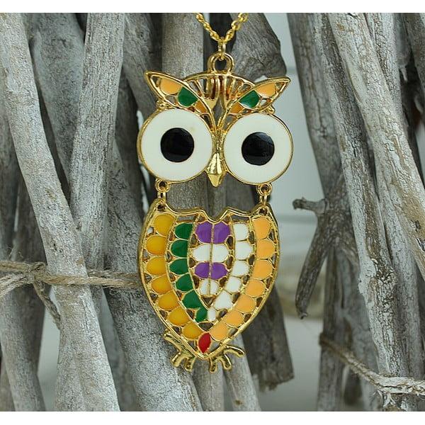 Náhrdelník Giant Owl
