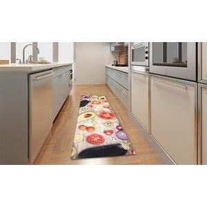 Vysoce odolný kuchyňský koberec Webtappeti Food, 60x110 cm