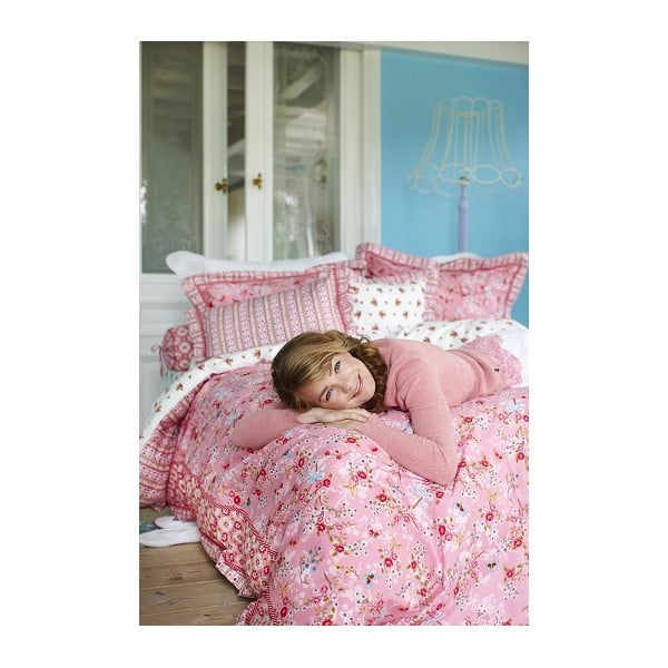 Povlečení Chinese Blossom Pink 140x220 cm