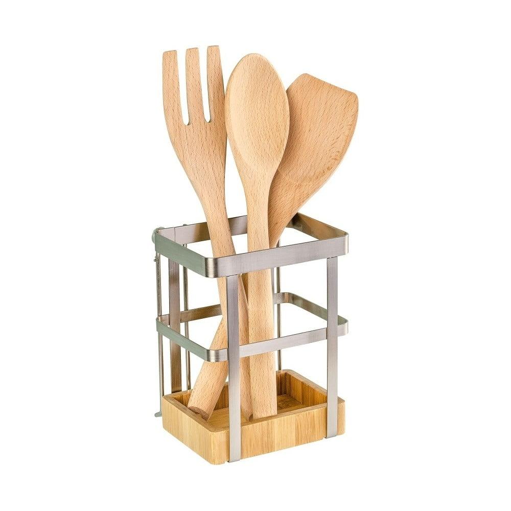 Nástěnný držák na kuchyňské nástroje Wenko Holder Premium