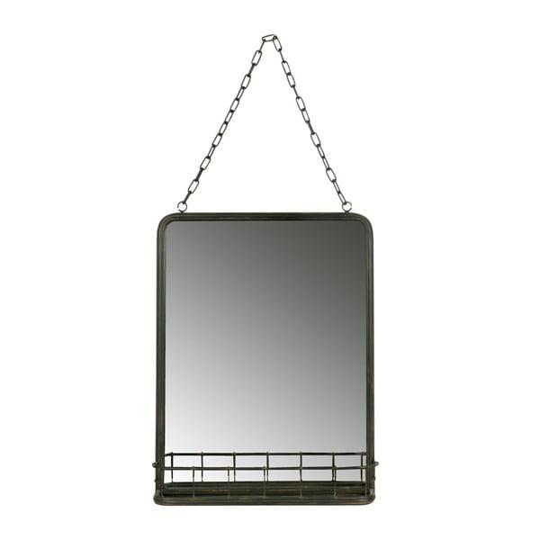 Závesné zrkadlo s poličkou BePureHome Speak