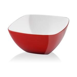 Červená salátová mísa Vialli Design, 14cm