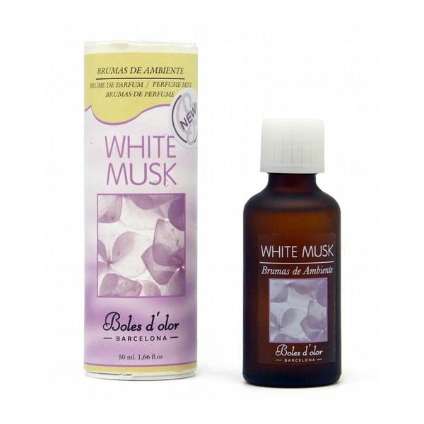 Olejek do dyfuzora ultradźwiękowego o zapachu piżma Ego Dekor White Musk, 50 ml