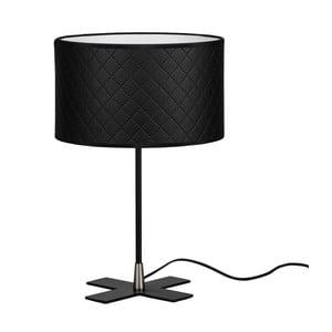 Černá stolní lampa Bulb Attack Trece