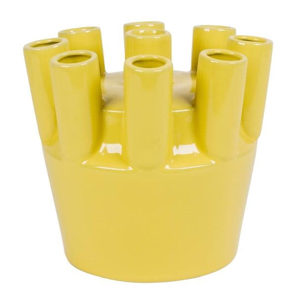 Váza Yellow Multitude Large