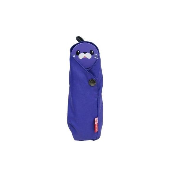 Dětský skládací deštník BB Brella, fialový