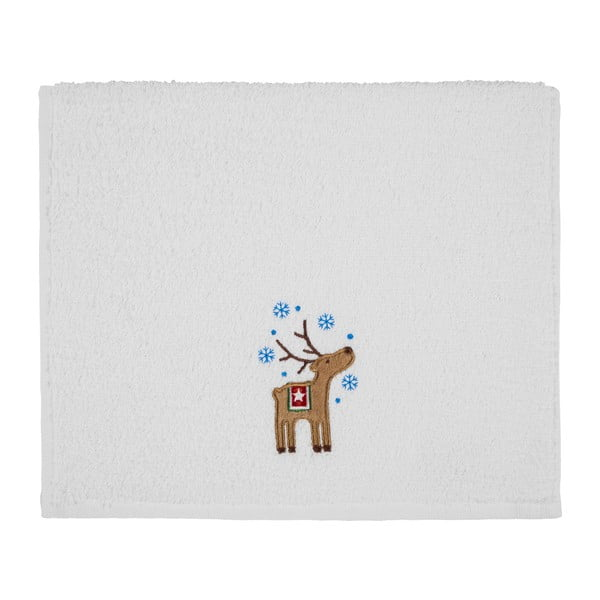 Prosop Christmas Reindeer White, 30 x 50 cm