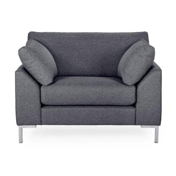 Garda sötétszürke fotel - SoftNord