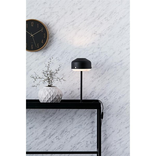 Stolní lampa Tol, černá
