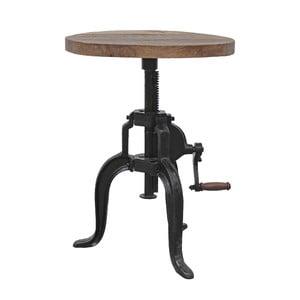 Odkládací stolek Factory, 45 cm