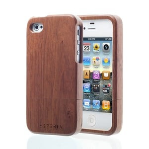 ESPERIA Allure Walnut pro iPhone 4/4S