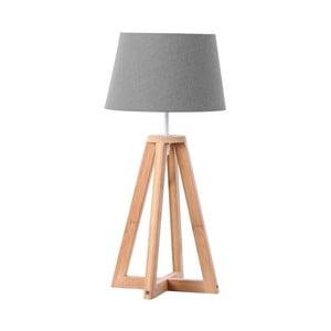 Stolní lampa s bambusovou konstrukcí Vivorum Astro