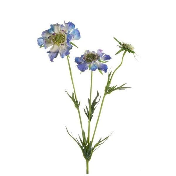 Umělá květina Hlaváč, modrý