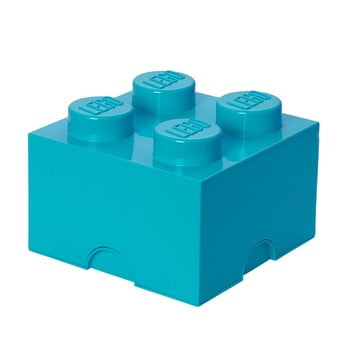 Cutie depozitare, LEGO®, albastru de la LEGO®