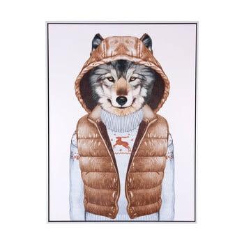 Tablou sømcasa Wolf Vest, 60 x 80 cm de la sømcasa