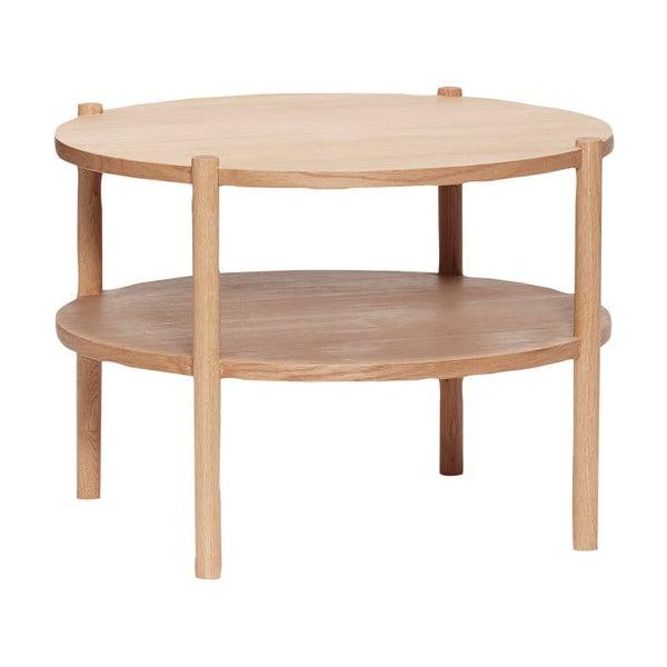 Konferenční stolek Hübsch Jarl, ⌀60cm