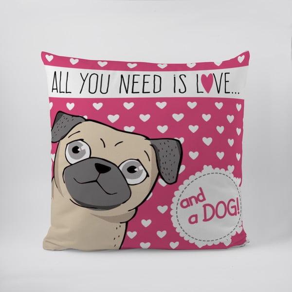 Polštář Need Dog