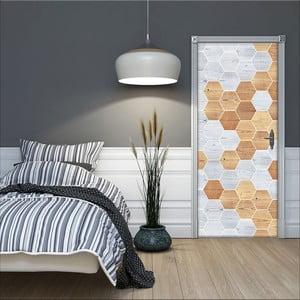 Velkoformátová tapeta na dveře Vavex Larmo, 211 x 91 cm