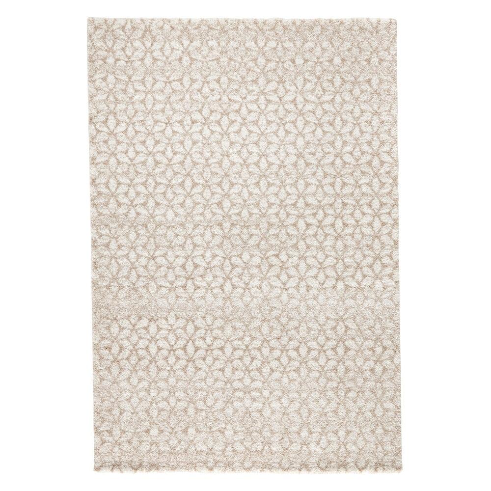 Béžový koberec Mint Rugs Triangles, 160x230cm