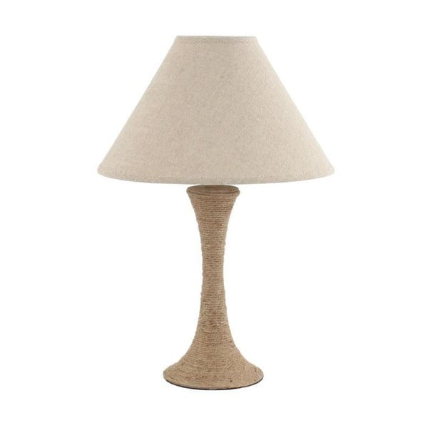 Stolní lampa Beige Rope