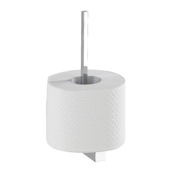 Suport autoadeziv pentru hârtia igienică Wenko Power-Loc Remo