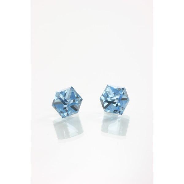 Petra fülbevaló Swarovski Elements kristályokkal - Laura Bruni