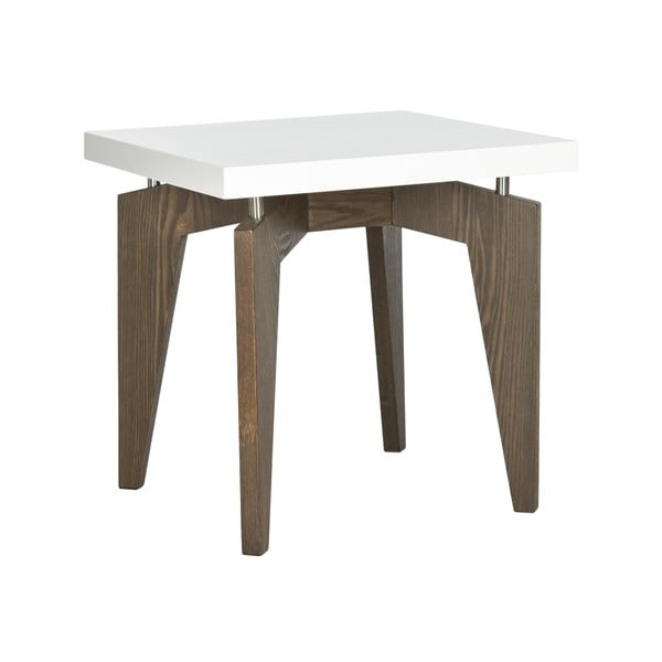Odkládací stolek Josef, tmavé nohy